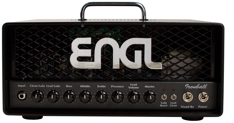 Fotografie Engl Ironball E606