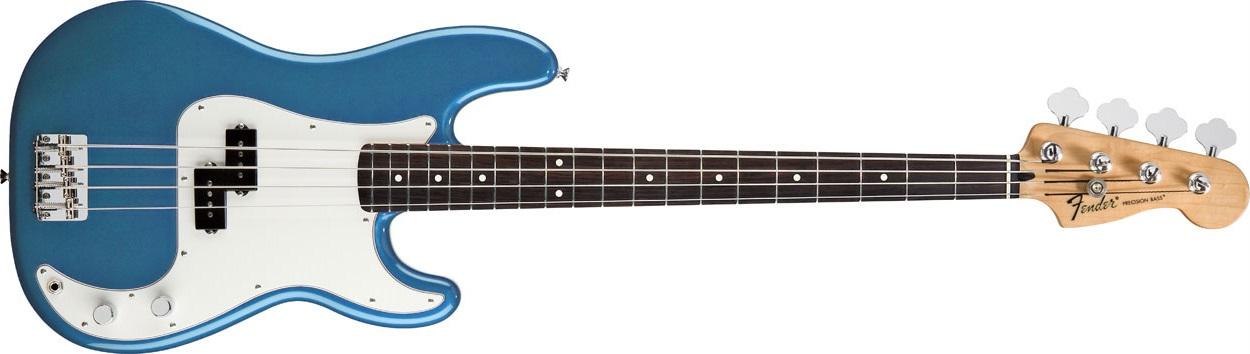 Fender Standard Precision Bass RW LPB