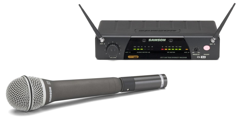 Samson AirLine 77 Handheld System E2