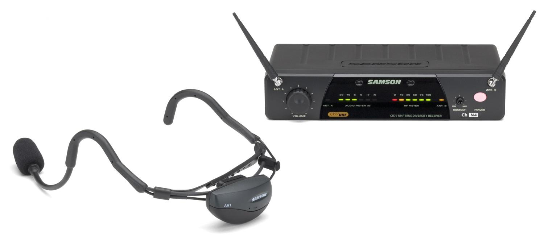 Samson AirLine 77 Headset System QE E3