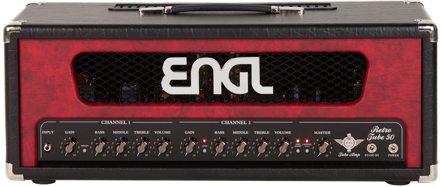 Engl Retro Tube 50 E762