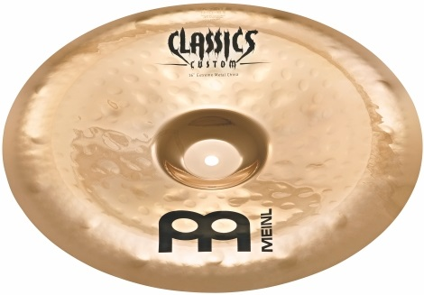 "Meinl 18"" Classics Custom Extreme Metal China"