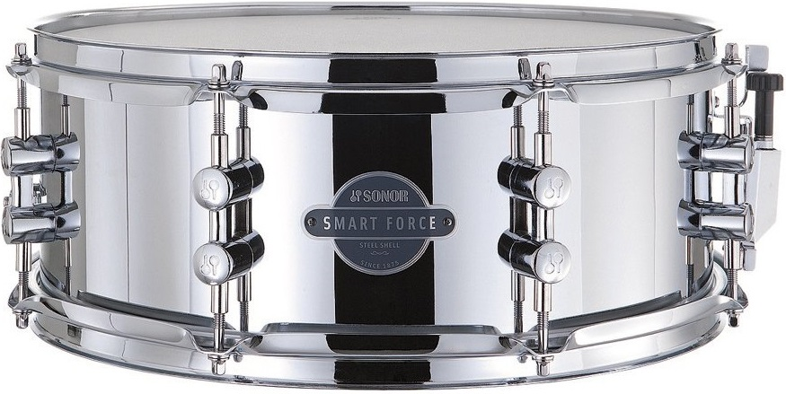 """Sonor 14"""" x 5,5"""" Smart Force snare Steel"""