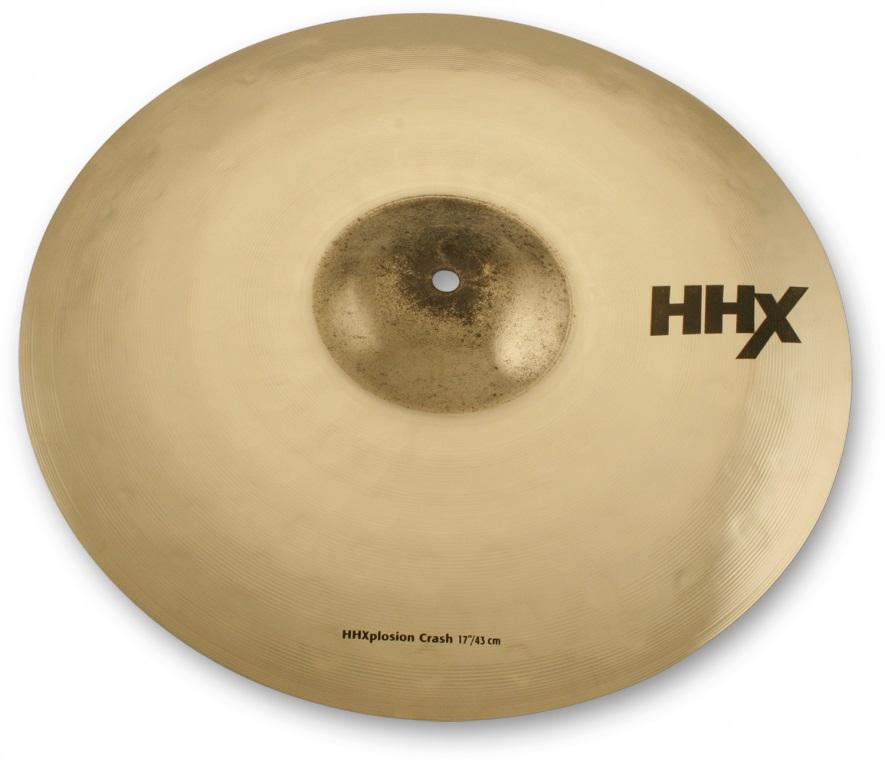 "Sabian 17"" HHX X-Plosion Crash"