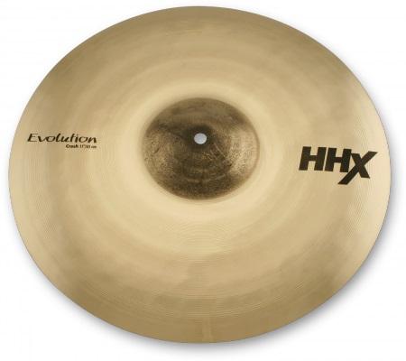 "Sabian 17"" HHX Evolution Crash"