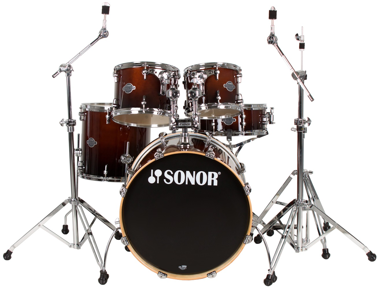 Sonor Force Essential Fusion Set Brown fade