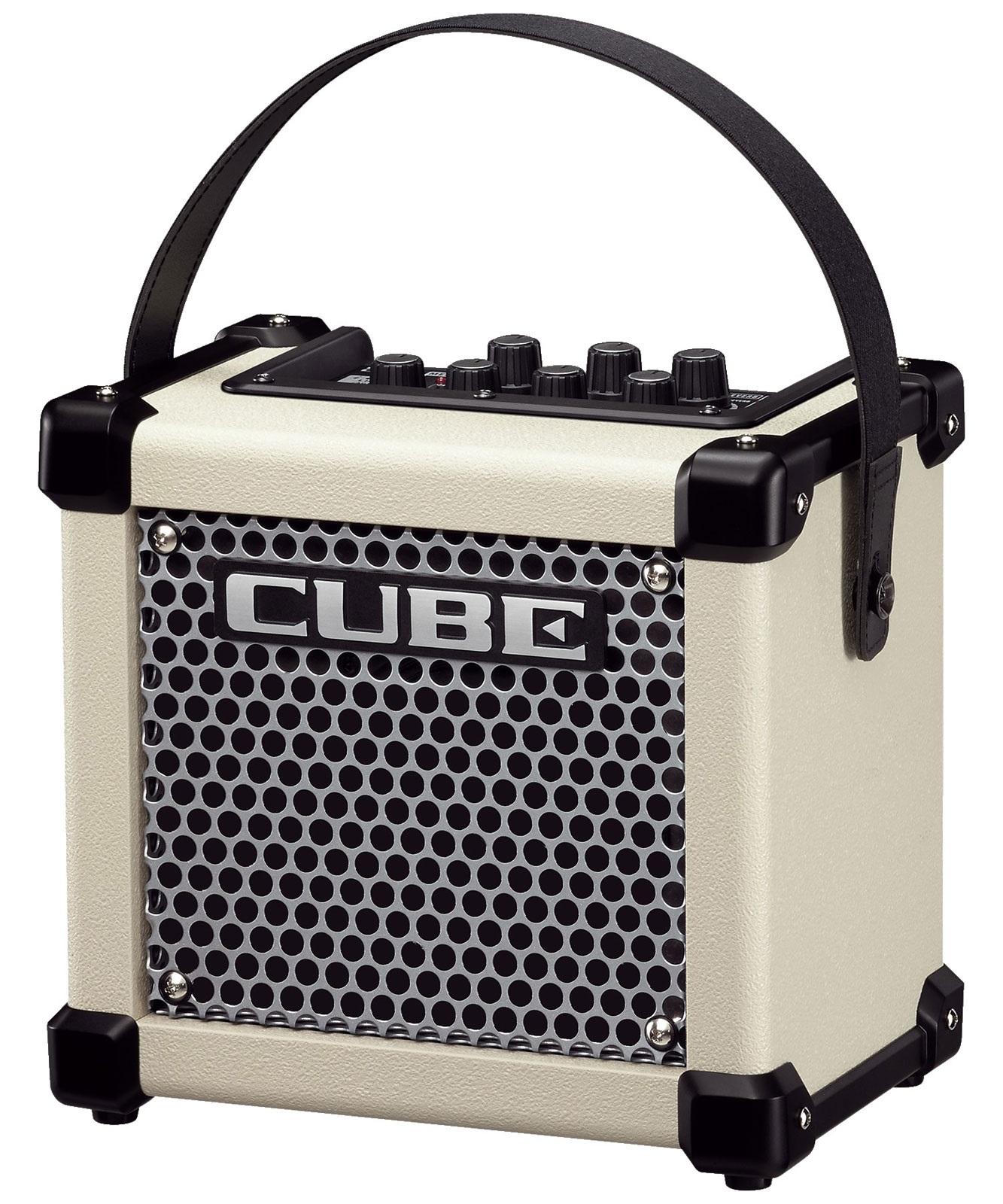 Fotografie Roland Micro Cube GX White