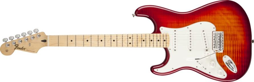Fender Standard Stratocaster Plus Top LH MN ACB