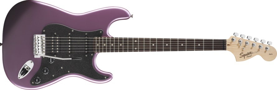 Fender Squier Affinity Stratocaster HSS RW BGM