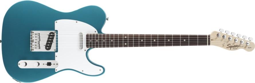 Fender Squier Affinity Telecaster RW LPB