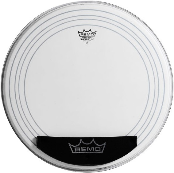 "Remo 22"" Power Sonic Coated"