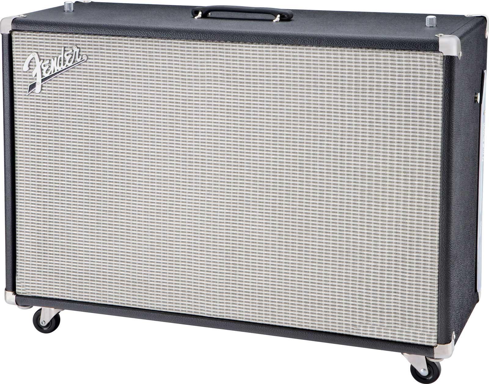 Fender Super-Sonic 60 2x12 Enclosure Black