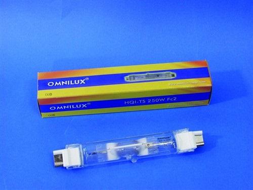 Omnilux HQI-TS 250W Fc2 Omnilux, 6000h, 4200K