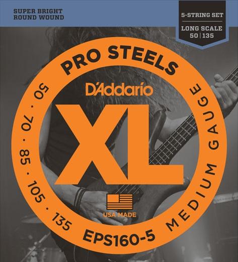 D'Addario EPS160-5