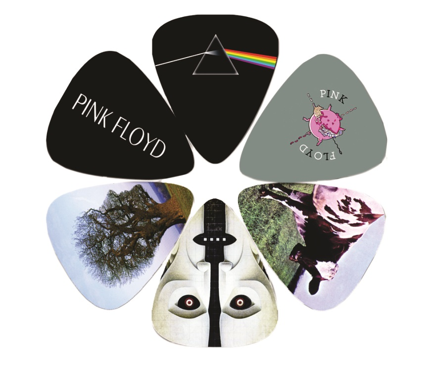 Perri's Leathers Pink Floyd Picks I