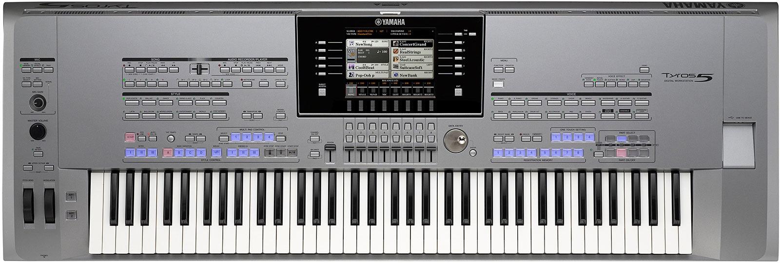 Yamaha TYROS 5 76