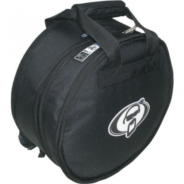 """Protection Racket 15"""" x 6,5"""" Free Floater Snare Case with Ruck Sack Straps"""