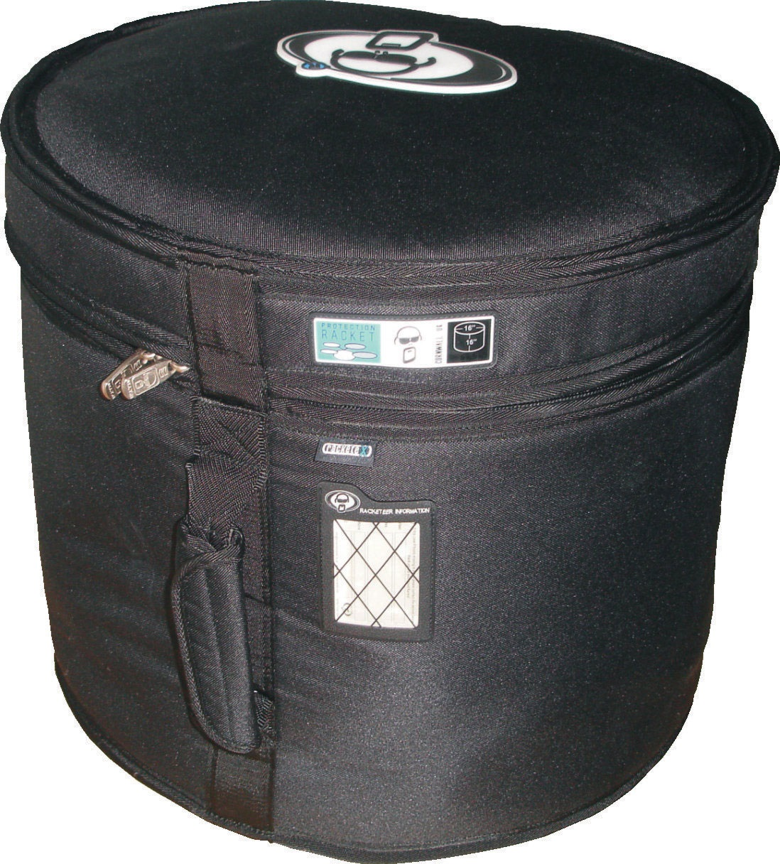 "Protection Racket 15"" x 15"" Floor Tom Case RIMS"