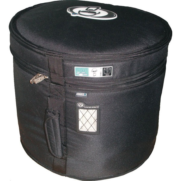 "Protection Racket 18"" x 18"" Floor Tom Case RIMS"