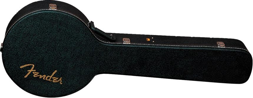 Fender Standard Banjo Hardshell Case, Black
