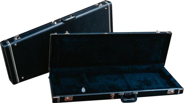 Fender Multi-Fit Case, Standard Black w/ Acrylic Interior