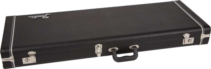 Fender Pro Series Case - Black Strat/Tele