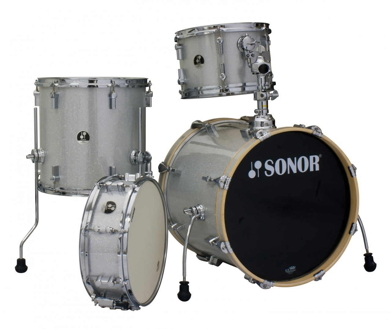 Sonor Bop Special Edition set Silver Galaxy sparkle
