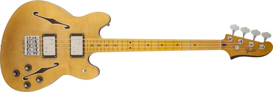 Fender Starcaster Bass MN NA