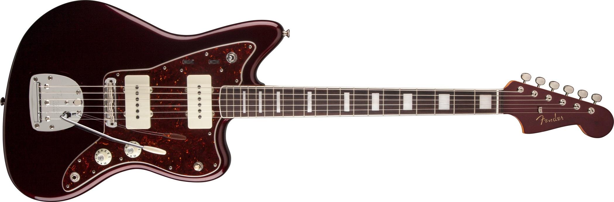 Fender Troy Van Leeuwen Jazzmaster RW OX