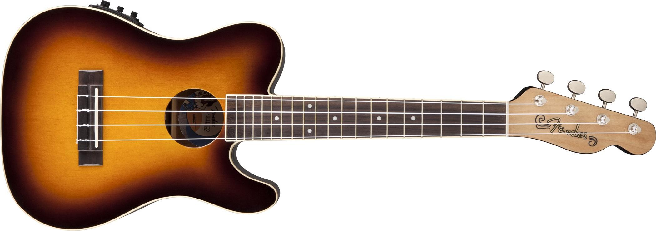 Fender Ukulele 52 NA