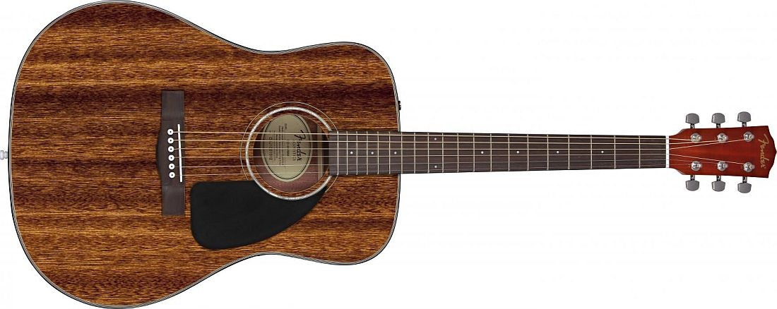 Fender CD-60 Mahagony NA