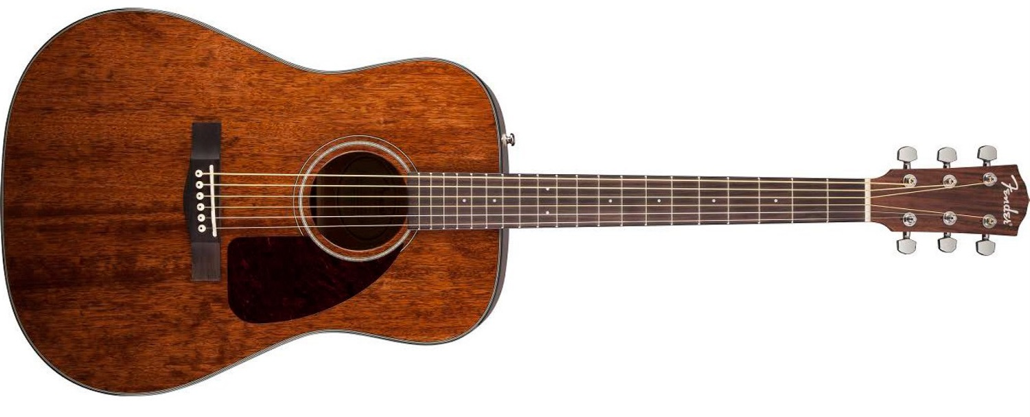Fender CD-140S Mahagony NA