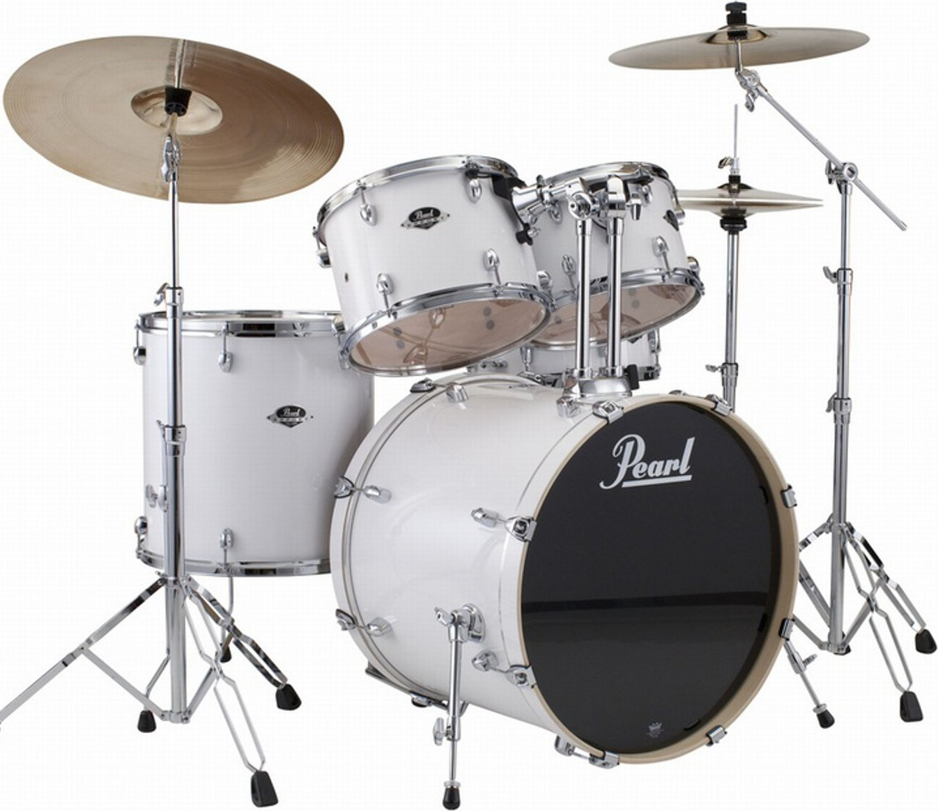 Pearl Export Stage set Arctic sparkle