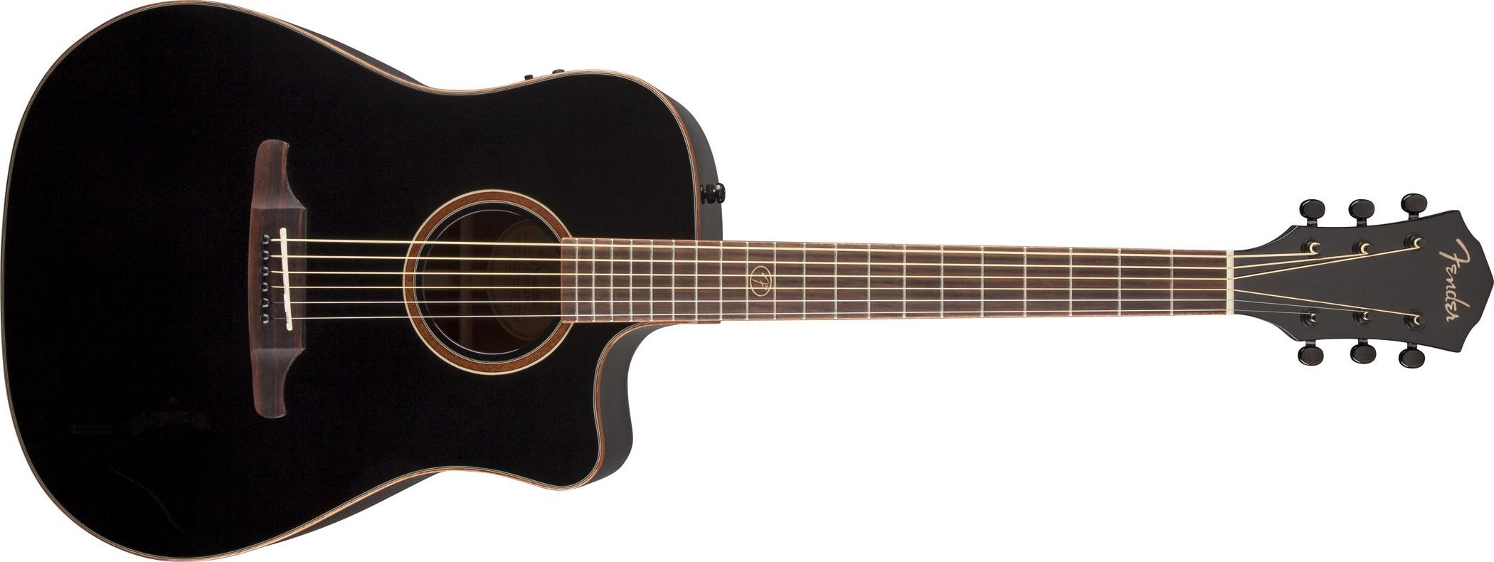 Fender F-1020SCE BK