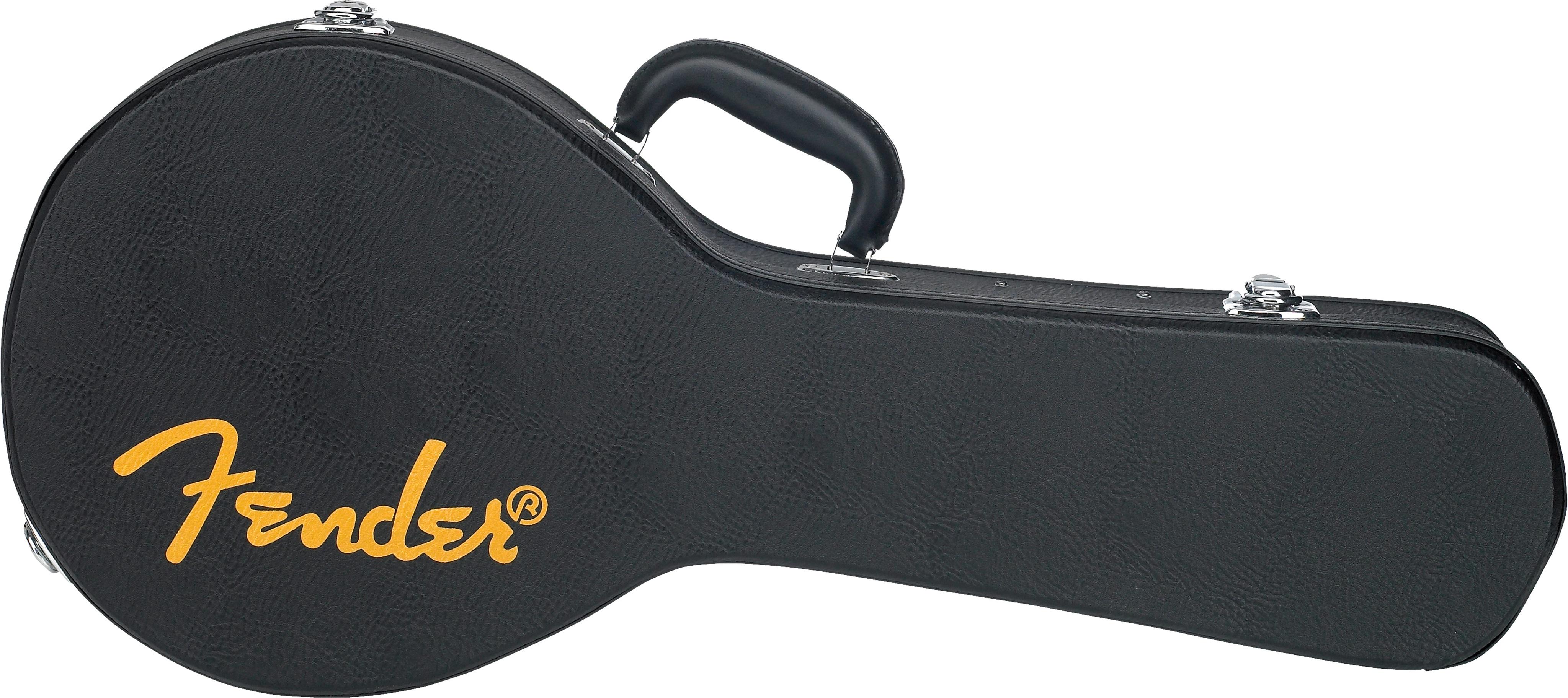 Fender Hardshell Teardrop Shaped Mandolin Case