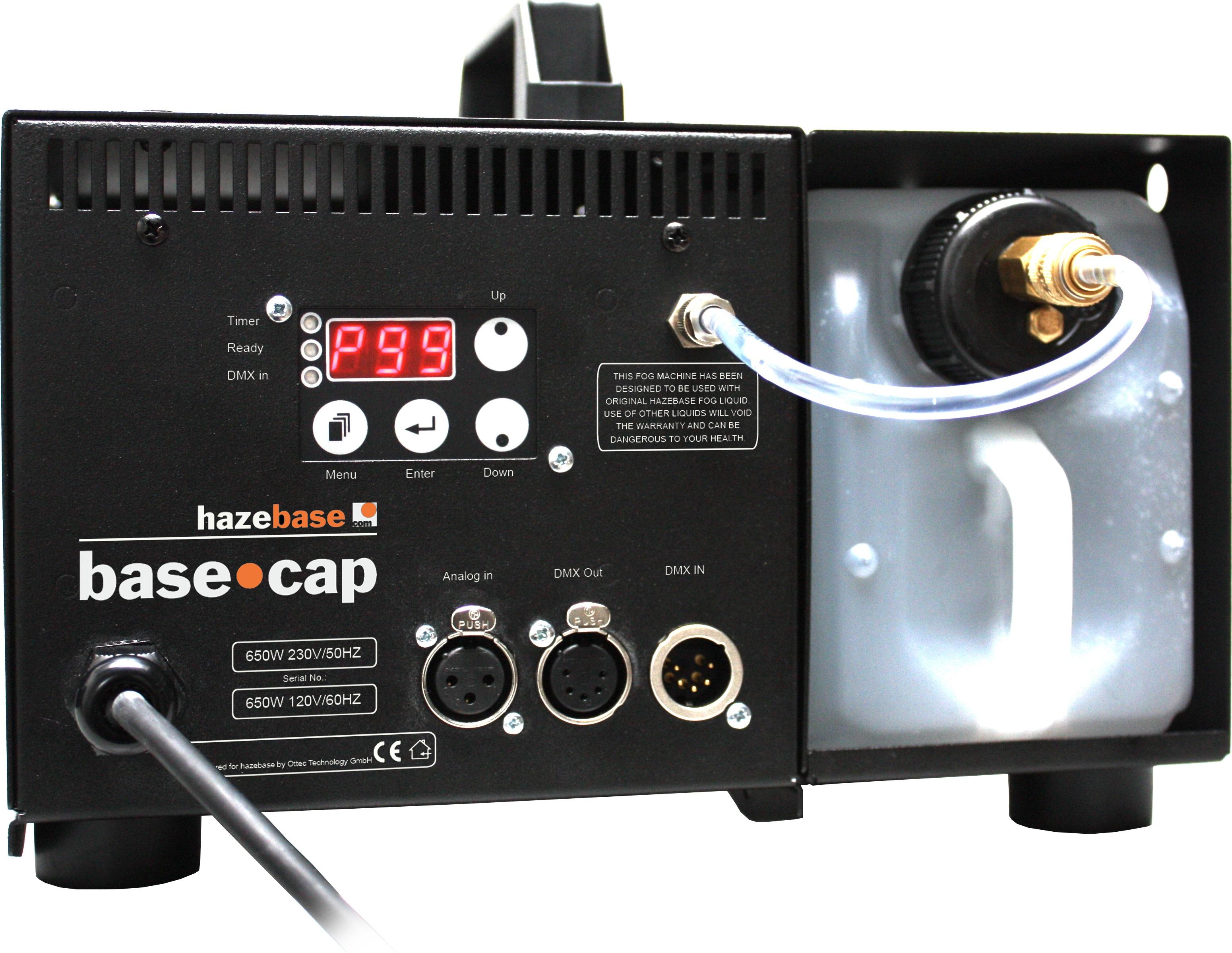 Fotografie HAZEBASE Base CAP