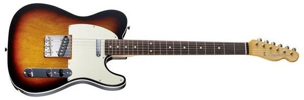 Fender Vintage 62 Telecaster Bound Edges RW 3CS