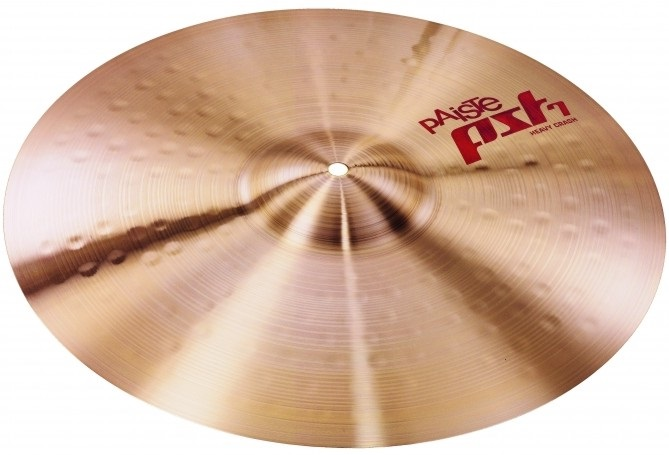 "Fotografie Paiste 18"" PST 7 Heavy Crash"
