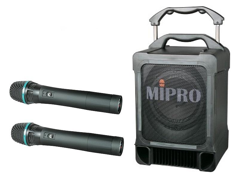 MIPRO MA-707 Set 2