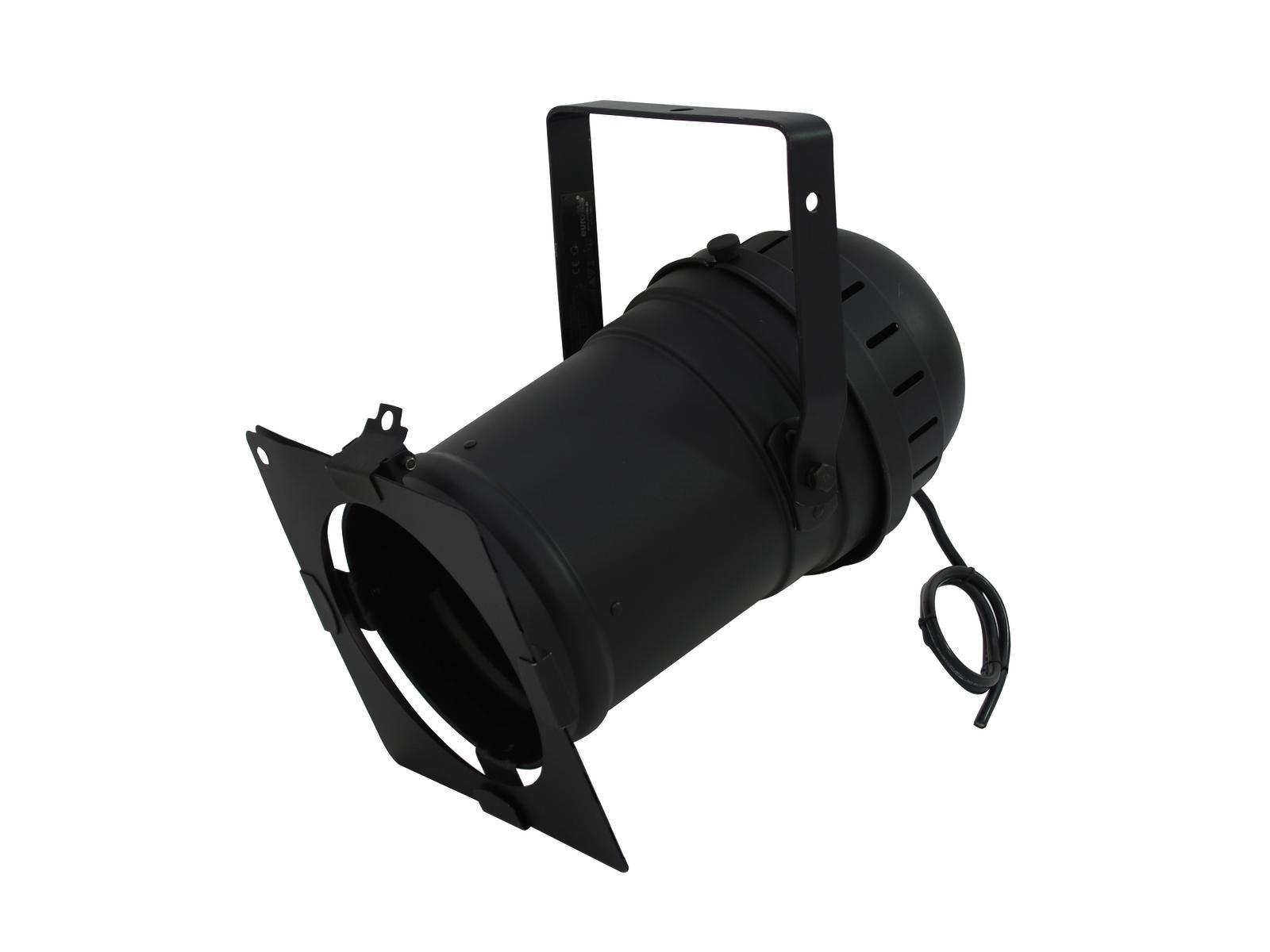 Eurolite PAR 56 reflektor dlouhý černý
