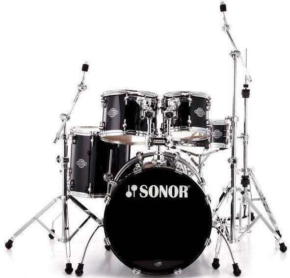 Sonor Force Essential Fusion Set Piano black