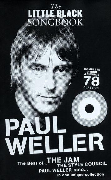 Fotografie MS The Little Black Songbook: Paul Weller