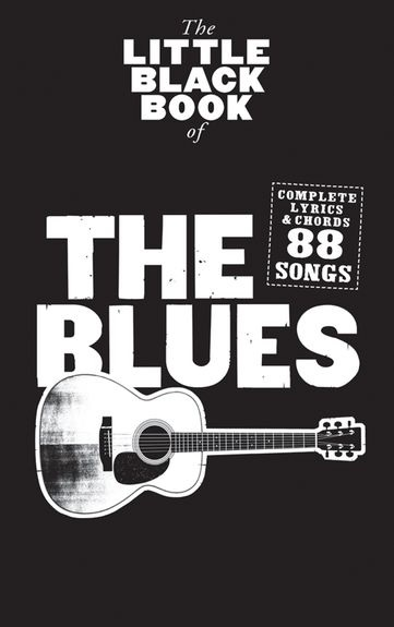 Fotografie MS The Little Black Book Of The Blues