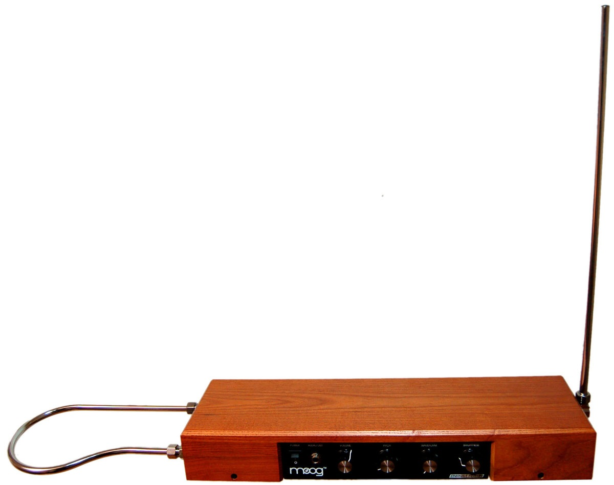 Moog Etherwave Standard Theremin Ash