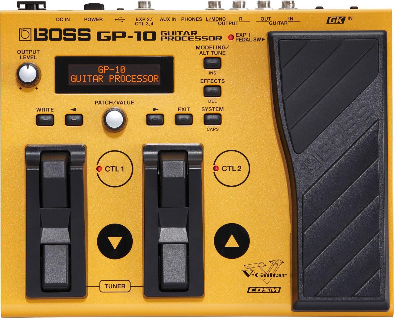 Fotografie Boss GP-10GK