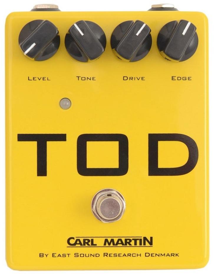 Carl Martin TOD
