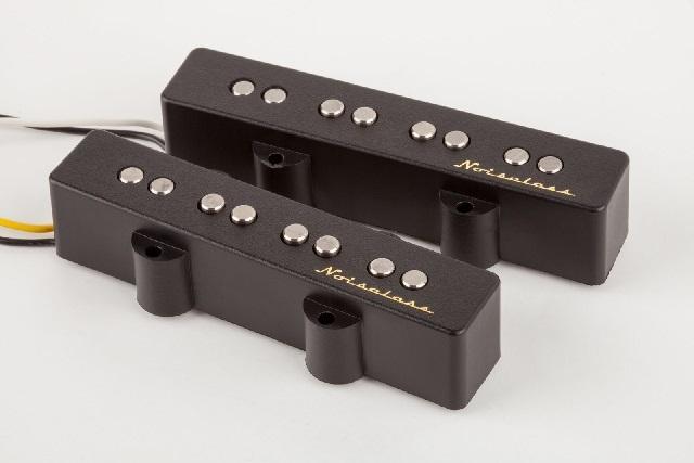 Fender Vintage Noiseless Jazz Bass Set