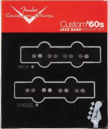 Fender Custom Shop Custom 60s Jazz Bass Pickups Set