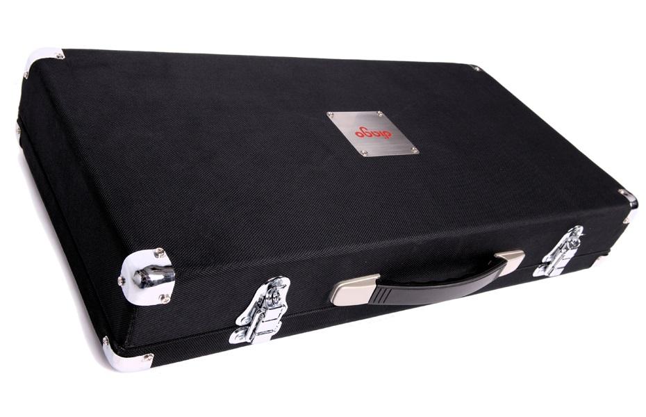 Fotografie Diago Gigman Hard Case Pedal Board