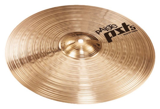 "Fotografie Paiste 18"" PST 5 Medium Crash"